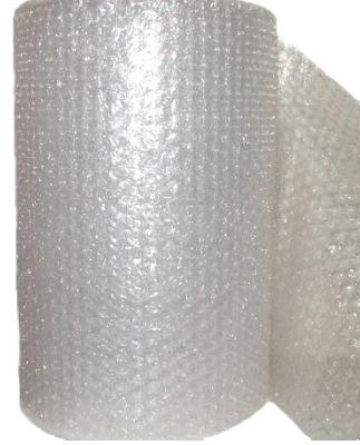 cuộn xốp hơi loại to rộng 1,5m dài 100m